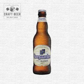 Hoegaarden blanche cerveza blanca