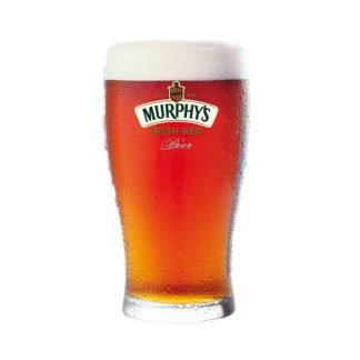Murphys vaso de pinta de cristal
