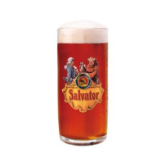 Paulaner Salvator cerveza jarra